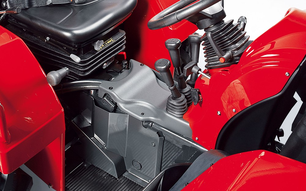 Automotive - agricultural machinery